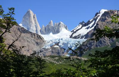 Mount Fitz Roy, Argentinien