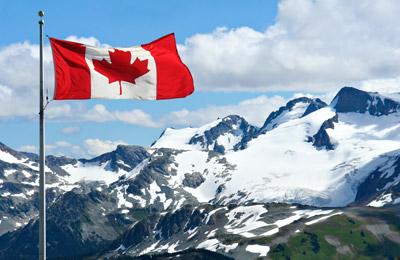Fähre nach Kanada