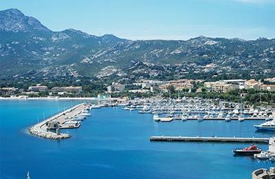 Genua nach Bastia Fähren