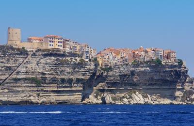 Bonifacio, Korsika