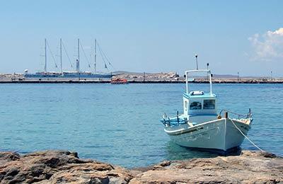 Agathonisi Fähren