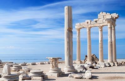 Paros-Aegiali Fähren