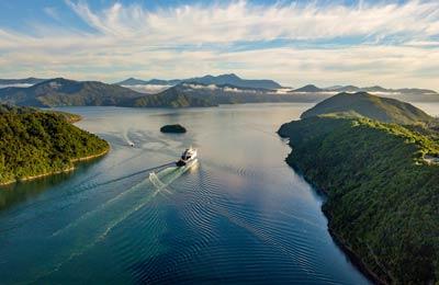 Fähren nach Neuseeland