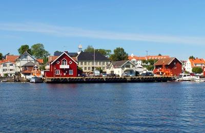 Langesund, Norwegen