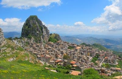 Castebella, Sizilien