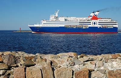 Ferry Bestemmingen