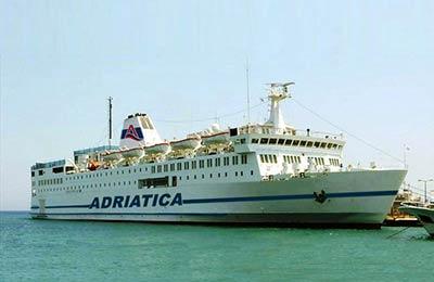 Adriatica Traghetti Fähre