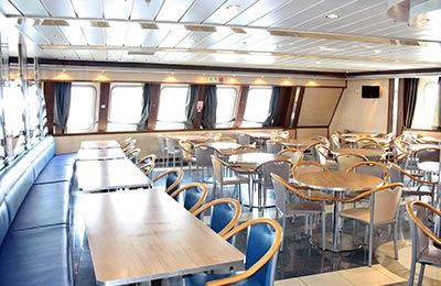 Brittany Ferries Economie