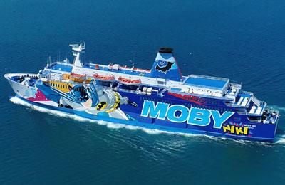 Cruise Ferry - Moby Niki