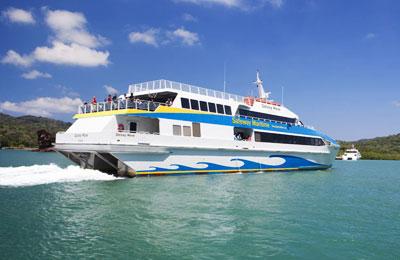Roatan Island Ferry Fähre