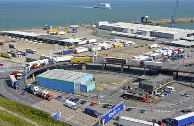 Dover Fährhafen